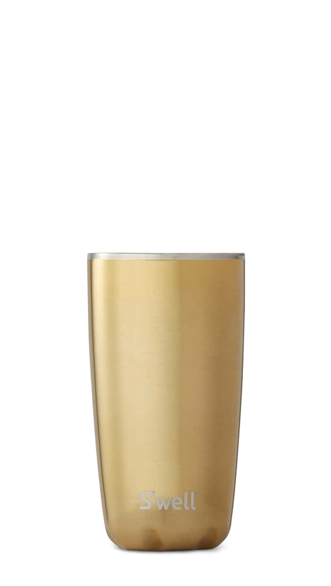 4b0e9051ef5 Yellow Gold Tumbler | S'well® Bottle Official | Reusable Insulated ...