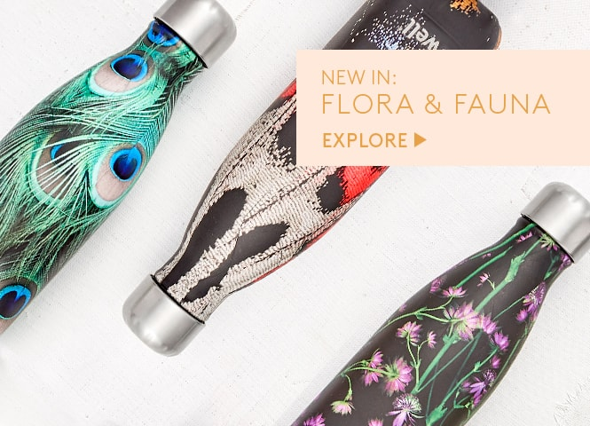 NEW IN: FLORA & FAUNA