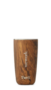 We Sustain - Teakwood Tumbler