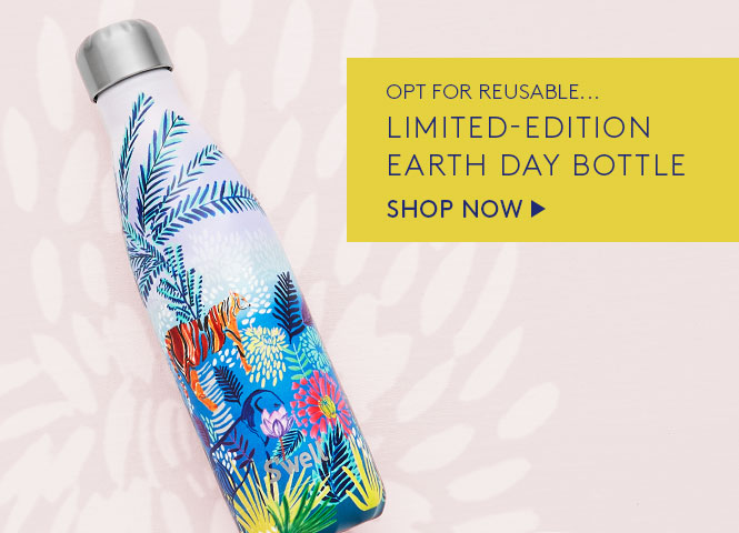 Limited-Edition Earth Day Bottle