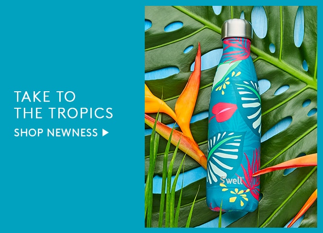 Take to the Tropics