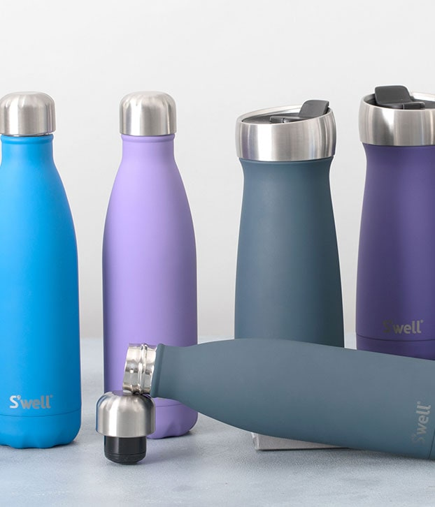 4e4a40e08a70 Reusable Insulated Stainless Steel Water Bottles | S'well® Bottle ...