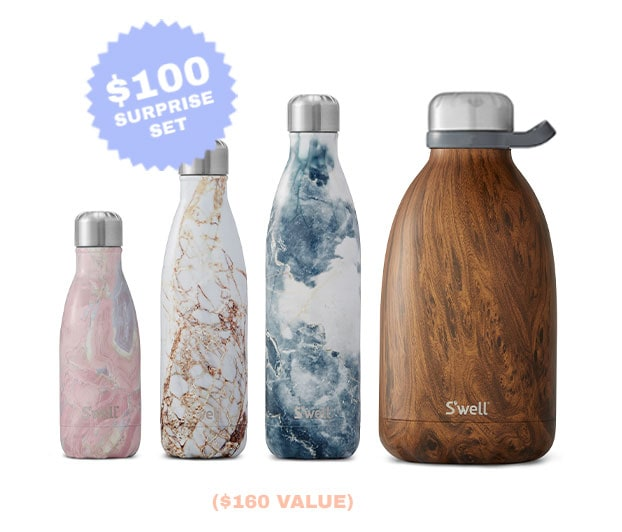 98a8e2ed1682 Reusable Insulated Stainless Steel Water Bottles | S'well® Bottle ...