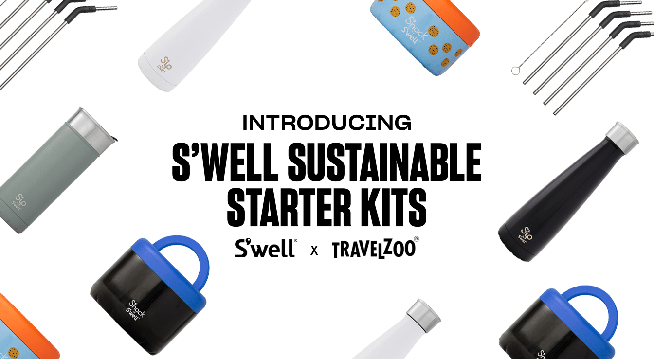 S'well Sustainable Starter Kits