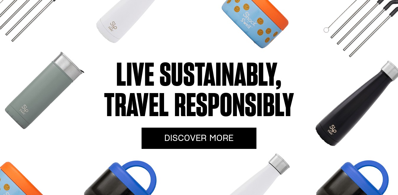 Live Sustainably, Travel Responsibly