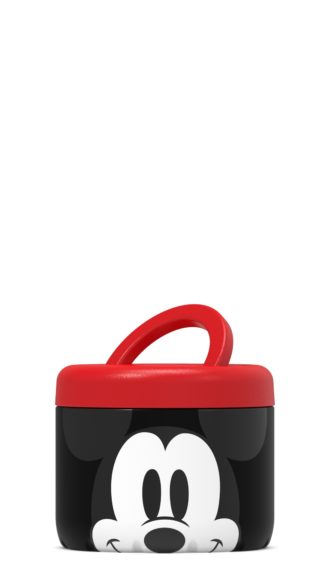 Disney Hello Mickey Mouse Food Container