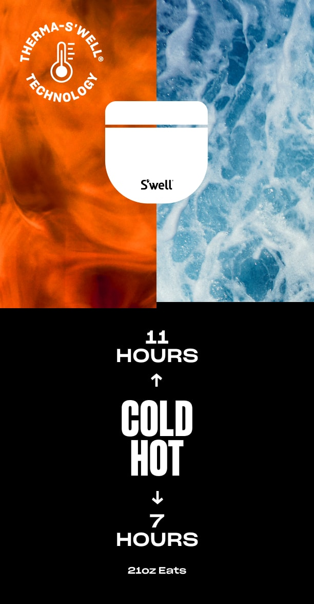Our Products - Eats 11 hours cold / 7 hours hot