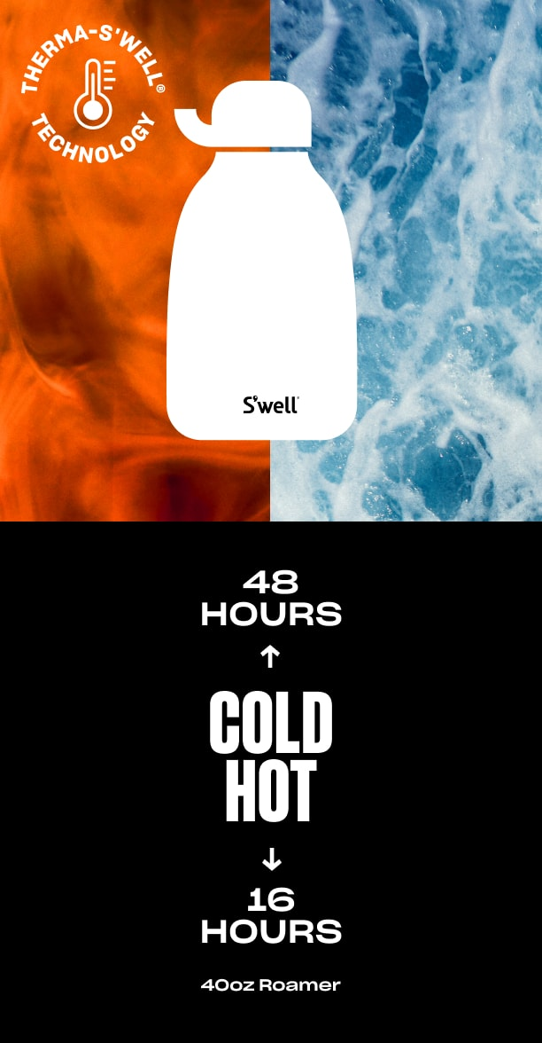 Our Products - Roamer 48 hours cold / 16 hours hot