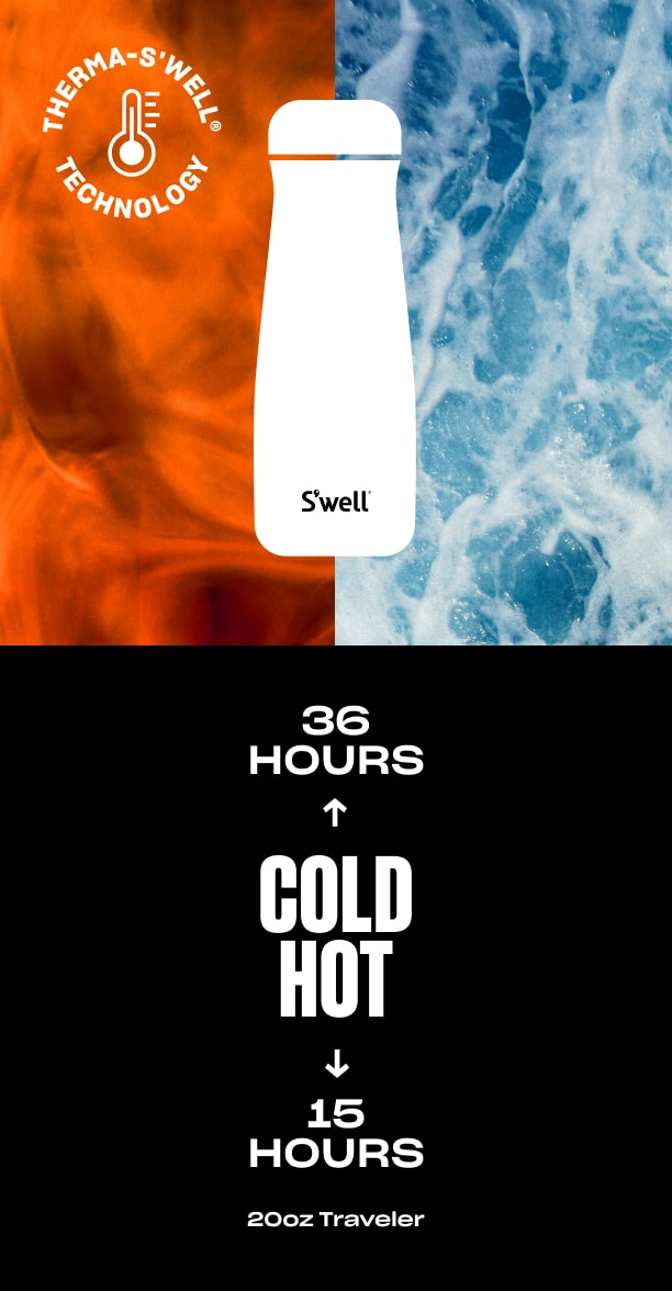 Our Products - Traveler 36 hours cold / 15 hours hot