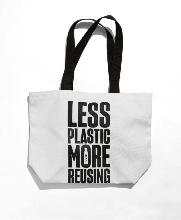 More Ways to Use Less Tote Bag