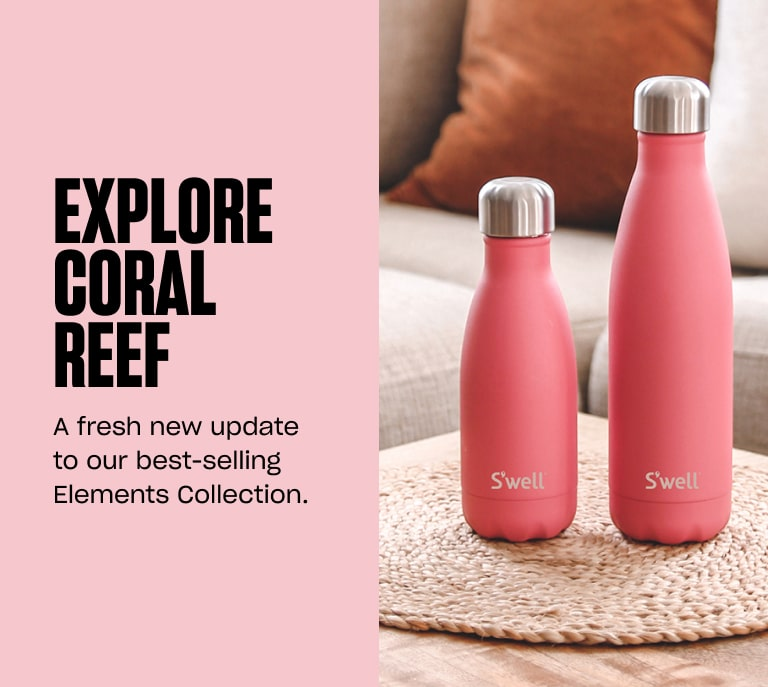 S'well Coral Reef