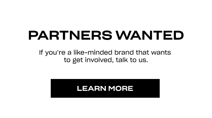 Partners Wanted