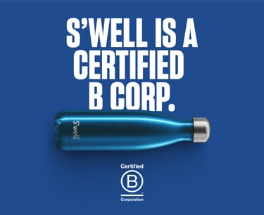 S'well Is Now A Certified B-Corp