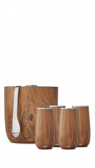 OLD - The Cocktail Set (Calacatta Gold)